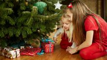 Mum claims it's 'tacky' to take photos of your children's Christmas gifts