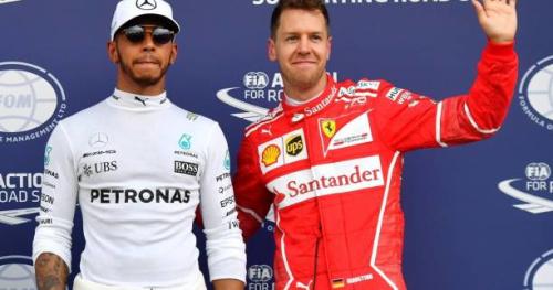 F1 - GP de Chine - GP de Chine : Lewis Hamilton veut un duel «roue contre roue» contre Sebastian Vettel