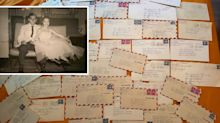 Forgotten letters spark mum's viral search for mystery uncle