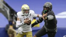 Notre Dame-Pitt: By The Numbers