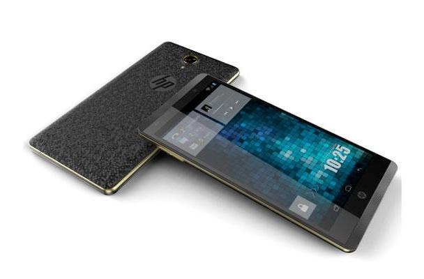 HP's smartphone revival begins with two enormous Android handsets