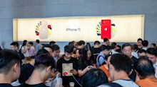 These new Apple iPhones are already sold out in China on launch day