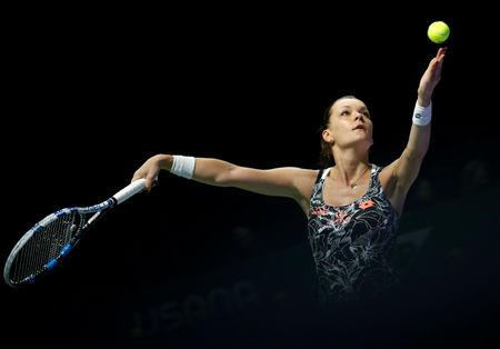 Former world number two Agnieszka Radwanska announces retirement