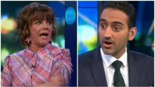 Em Rusciano's 'weird' interview with The Project's Waleed Aly