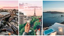 The most breathtaking hotel views