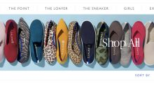 Rothy's just landed $35 million from Goldman Sachs to sell more of its popular ballet flats