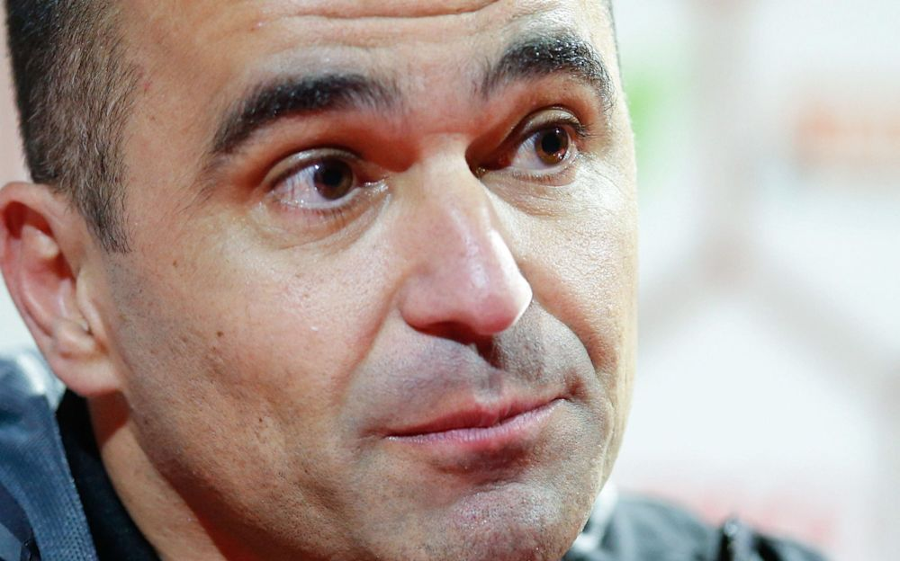 Roberto Martinez says he was 'intrigued' by the Belgium challenge - AFP