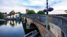 My travel fantasy isn't Hawaii – it's Henley-upon-Thames