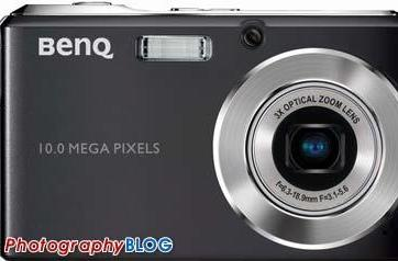 BenQ announces E1050 camera for drab and mysterious shooters