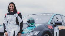 Meet Saudi Arabia's first female racing driver