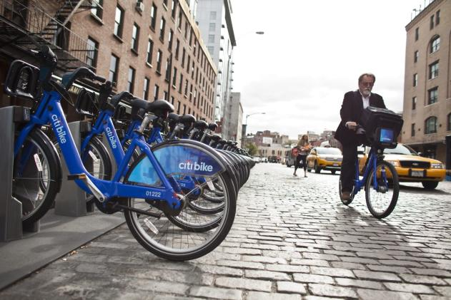 Lyft is reportedly close to buying the company behind Citi Bike