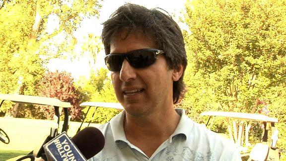 Ray Romano and Friends Hit the Course