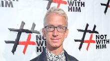 Andy Dick Fired From Film for Sexual Harassment: 'My Middle Name Is Misconduct'