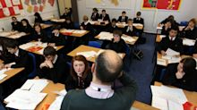 Pupils lose out as number of male teachers falls to new low as white men abandon profession