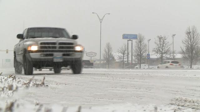 Bitter blast of Arctic air hits upper Midwest, Plains