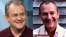 'Downton Abbey' star Hugh Bonneville looks totally different with weight loss, new hairstyle