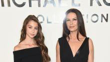 Mira lo hermosa que está la hija de Catherine Zeta-Jones y Michel Douglas; apenas tiene 14 años