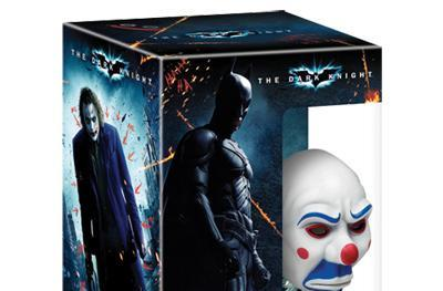 Best Buy to sell exclusive Joker mask figurine with The Dark Knight