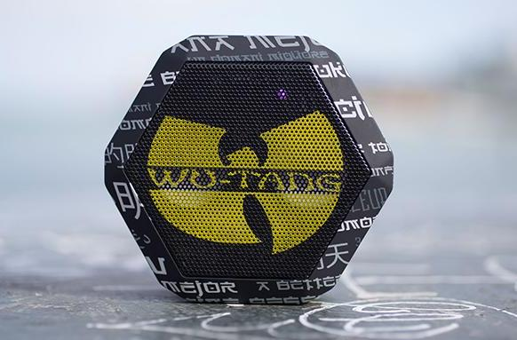 Wu-Tang Clan's new album comes preloaded on limited-edition speaker