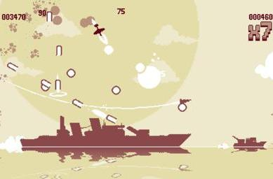 Defend yourself in the wild skies of Luftrausers