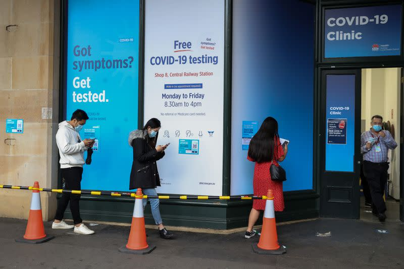 Australia's COVID-19 hotspot reports four new cases as restrictions ease