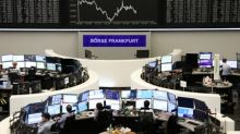 Trade worries plague European shares, FTSE underperforms