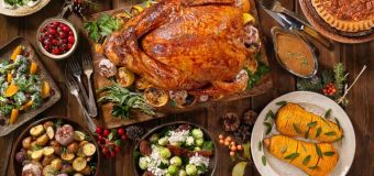 Thanksgiving 'pre-tox': Eat healthy before Thursday