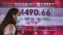 Hong Kong's Hang Seng Index rises after two straight weeks of gains, even as traders face coronavirus jitters