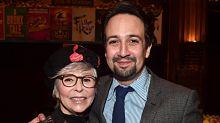 Rita Moreno Defends Lin-Manuel Miranda Amid In the Heights Colorism Criticism: It 'Upsets Me'