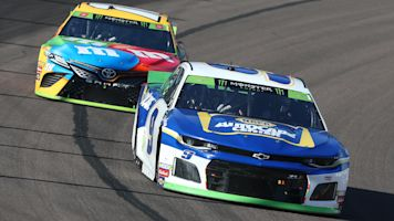 A fun rivalry may be brewing in NASCAR