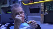 Ambulância muda trajeto para comprar sorvete para paciente em estado terminal