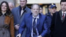 Jury ends 1st day of deliberations in Weinstein's rape trial