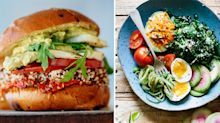Meat-free dinner ideas if you're a vegetarian struggling for inspiration