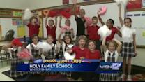 9/23 Shout Out: Holy Family School, Whitefish Bay