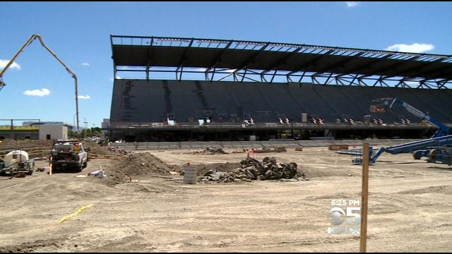 San Jose Earthquakes Hope To Seize Momentum With World Cup Excitement, New Stadium