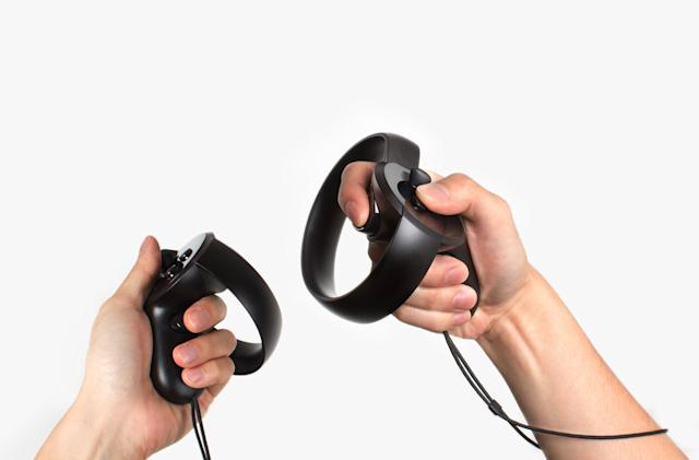 The next batch of Oculus games highlights the Touch controller