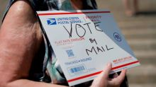 House Democrats call for U.S. postal chief's suspension, launch probe