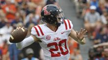 Report: Shea Patterson claims Hugh Freeze 'plotted' to keep him at Ole Miss with lies about sanctions