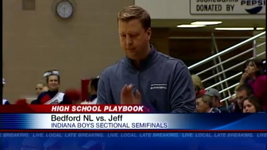 Jeffersonville beats Bedford North Lawrence in 4A sectional
