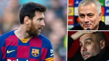 'Spurs couldn't have signed Messi because we respect FFP' - Mourinho takes subtle swipe at Man City