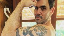 """Após polêmica, Juliano Cazarré reforça teoria: """"Tá faltando homem"""""""