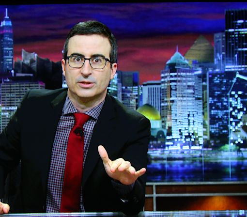 John Oliver Gives Charter Schools a Poor Grade on Last Week Tonight