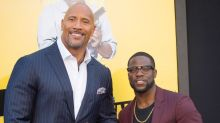 Dwayne Johnson Left His Honeymoon to Sub for Injured Friend Kevin Hart on 'The Kelly Clarkson Show'