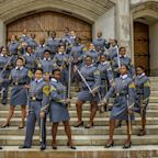West Point's 2019 Graduating Class Goes Viral with Photo of History-Making Black Female Cadets