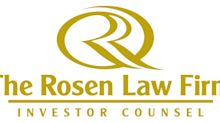 ROSEN, A HIGHLY RECOGNIZED LAW FIRM, Reminds Deutsche Bank Aktiengesellschaft Investors of Important Deadline in Securities Class Action; Encourages Investors with Losses in Excess of $100K to Contact the Firm – DB