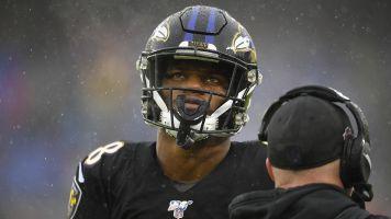 Broadcaster punished for Lamar Jackson remark