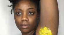 This vlogger used Elmer's glue to brighten her underarms, and the results are unbelievable