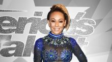 Mel B works incredibly daring outfit during America's Got Talent show