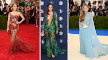 As Jennifer Lopez turns 48, revisit (and vote for) her best red carpet looks