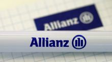 Allianz net profit drops, but on track to meet FY target